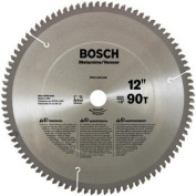 Bosch PRO1290LAM 30cm 90 Tooth TCG Laminate Cutting Saw Blade with 2.5cm Arbour
