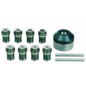 Proxxon 24042 Collet Set for Accurate Use on Round Components