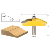 Raised Panel Router Bit - Ogee & Bead - 1/2 Shank - Yonico 12140
