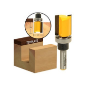Flush Trim/Template Router Bit with Shank Bearing - 5/8 x 3/4 -Yonico 14124q