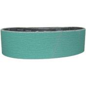 Magnate Z4X36S4 10cm x 90cm Sanding Belt - Zirconia Alumina - 40 Grit; Y Weight; 5 Belts/Pkg