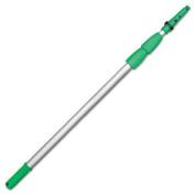 Unger Opti-Loc Aluminium Extension Pole, 5.5m, Three Sections