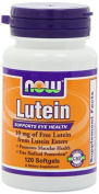 NOW Foods Lutein Esters, 240 Softgels / 10mg
