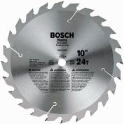 Bosch PRO1024RIPB 25cm 24T 5/8 FTG RIP Circular Saw Blade