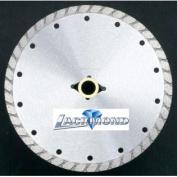 "Lackmond TB14HP Turbo Continuous Rim Blades - High Performance - 14"" Diameter; 0.125"" Width; 1""-20mm Bore"