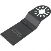 2.5cm - 0.8cm Pushcut Wood Saw Blade for Oscillating Multi-Tools