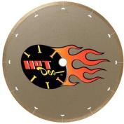 MK Diamond 160453 MK-225 15cm Hot Dog Premium Thin-Rim Blade