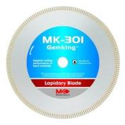 MK Diamond 166066 MK-301 Gemking 15cm Lapidary Wet Cutting Diamond Blade