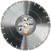 Diamond Products Core Cut 20887 30cm by 0.3cm by 2.5cm Delux Cut Dry or Wet Masonry Blade