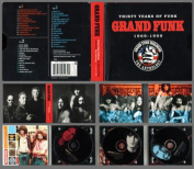 Thirty Years Of Funk 1969-1999 The Anthology [CD BOX-SET]