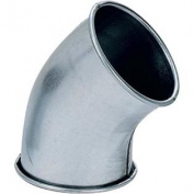 10cm 45 Deg Industrial Dust Collection Elbow