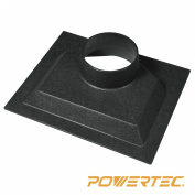 70102 22cm Jointer Dust Hood 20cm - 1.3cm x 25cm - 0.6cm x 10cm