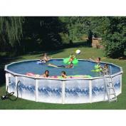 7.3m x 120cm Heritage Opal Round Pool Package