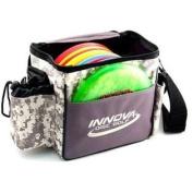 Innova Champion Discs Standard Golf Bag, Camo/Grey