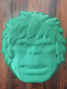 Hulk the Avengers Cake Pan Silicone Mould