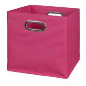 Niche Cubo Foldable Fabric Storage Bin- Pink