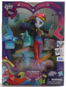 Equestria Girls Rainbow Dash Sporty Style Motocross Doll
