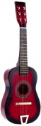 Star Kids Acoustic Toy Guitar 7m Red Colour MG50-RD