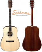 Eastman E20D Traditional Series Dreadnought Acoustic Guitar