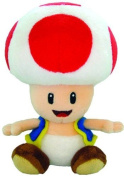 Little Buddy LTB-1221-C Nintendo Super Mario Brothers 13cm Plush Toad