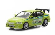 Fast & Furious 1:43 Scale 2002 Mitsubishi Lancer Evolution VII - 2 Fast 2 Furious