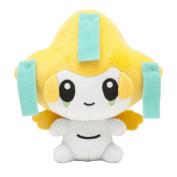 Pokemon Centre Japan Original 14cm Jirachi Stuffed Plush