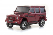 Kyosho Mini-Z Overland Sports Mercedes-Benz G55L AMG, Dark Red