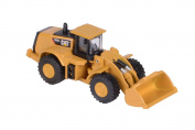Toy State Caterpillar Metal Machines 980K Wheel Loader Diecast Vehicle