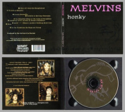 Honky [CD Digipak]