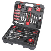 Great Neck 119-piece Home and Garage Tool Set with Case