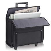 Solo Classic 43cm Rolling Laptop Catalogue Case