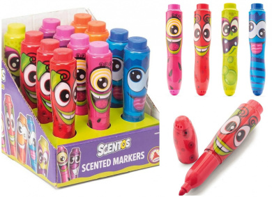 Scentos - Scented Markers by Lizzy® (1 Supplied)