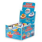 Tobar - Wind Up Boat Cruisers by Lizzy®