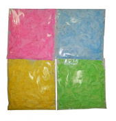 A Single Bag of Easter Feathers 10 Grammes- 4 colours available