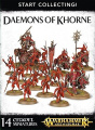 Start Collecting! Daemons of Khorne Warhammer Age of Sigmar by Games Workshop