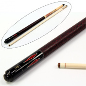 McDermott RUBY DIAMOND Hand Crafted G-Series American Pool Cue 13mm tip - G325
