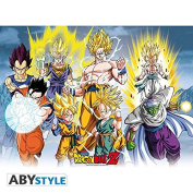 DRAGON BALL Z Poster All Stars