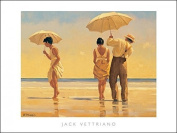 Jack Vettriano Mad Dogs offset Art Print 60 x 80 cm cod.028060 PROMO IN progress at the bottom of the page
