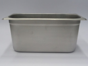 Fagor GN14150 Gastronorm Container 4.1 Litre/10/18 Stainless Steel