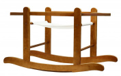 Kinder Valley Little Gem Curved Moses Basket Rocking Stand