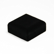 Black Square Velvet Jewellery Ring Earrings Watch Necklace Bracelet Display Box Gift Jewellery Box