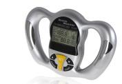 Mini Digital LCD Handheld BMI Tester Body Fat Monitor Health Analyzer