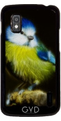 Case for Google Nexus 4 - Blue tit by Lucia