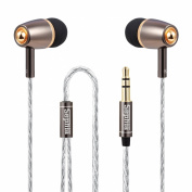 Sephia SP1020 Earphones Headphones with Bass Driven Sound for iPhone, iPad, iPod, MP3 Players, for for for for for for for for for for Samsung etc