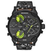 Diesel DZ7311 Mens SBA Mr. Daddy 2.0 Black Camo Watch