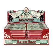 BULK Bacon Soap (12 Tins) - Bacon Scented Hand & Body Soap