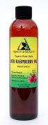 Red Raspberry Seed Oil Organic Unrefined Extra Virgin Cold Pressed Pure 240ml