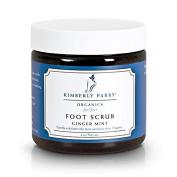 Kimberly Parry Organics Ginger Mint Foot Scrub