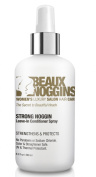 Beaux Noggins REVOLUTIONARY LEAVE-IN CONDITIONER Creates Shine w/o Weight or Oily Look - Strengthens, Smooths, Detangles - Great For Flat Irons - Safe for Colour, Straightened & Chemically Treated Hair