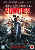 Pride and Prejudice and Zombies [Region 2]